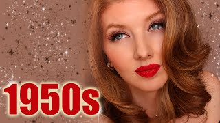 Historically Accurate: 1950s Makeup Tutorial
