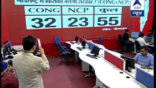 ABP News-Nielsen Opinion Poll: BJP superior with allies in Maharashtra