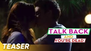Talk Back And You're Dead Teaser