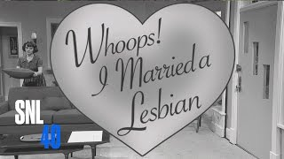 Forgotten TV Gems: Whoops! I Married a Lesbian - SNL