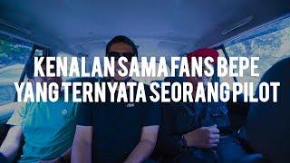 PIALA PRESIDEN 2018 - Kenalan Sama Fansnya Bepe Yang Ternyata Seorang Pilot (12/2/18) Part 1