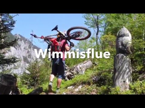 Hike and Bike Wimmisflue
