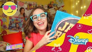 Soy Luna - Vlog Lu de Luna: Tutorial Manualidad Jam & Roller | Disney Channel Oficial