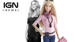Barbie: Amy Schumer Drops Out of Movie Based on Doll - IGN News