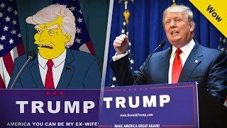 6 escalofriantes predicciones de Los Simpson. La del 2018 será mucho peor