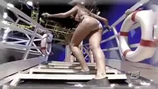 Belen Rodriguez Sexy Showgirl