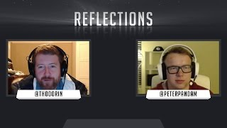 'Reflections' with ppd