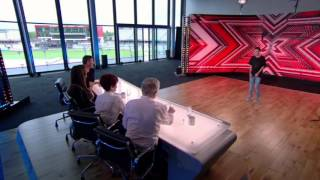 EMOTIONAL audition: song for dead brother | X Factor