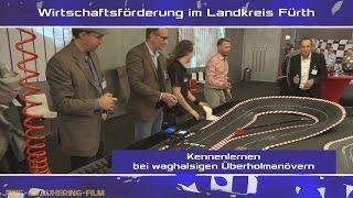 Speedworking & Speedracing - Wirtschaftskreis bei Carrera World in Oberasbach