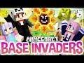 Download Video Download Flower Power! | Minecraft Base Invaders Challenge 3GP MP4 FLV