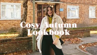 COSY AUTUMNAL LOOKBOOK | What Olivia Did