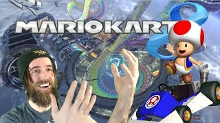 RYU VS GOD. In Outer Space! | Mario Kart 8 Online [#05]