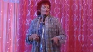 Dana Gillespie singing Allah Ho Akbar
