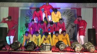 Dangi Nrutya Performed By Hostel Student Of G.E.C.Modasa In Get2Gather 2016