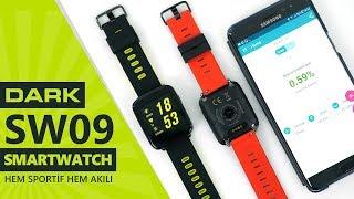Yeni Nesil Sportif Akıllı Saatleriniz DARK SW09 Serisi !
