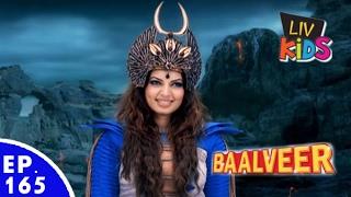 Baal Veer - Episode 165 - Baal Veer Fights With Bhayankar Pari