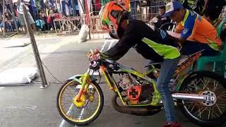 Drag bike BSMC seri 2 Batang