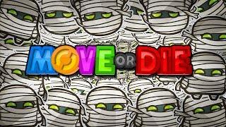 9000 SPIELER?! | Move or Die #05 [Deutsch/HD]