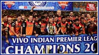 Khabare Superfast: Hyderabad Win IPL 9 Final