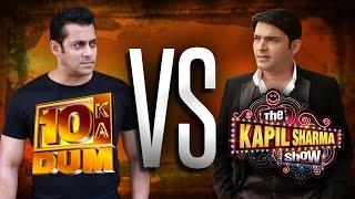 Kapil Sharma vs Salman Khan (and how SONY wins)