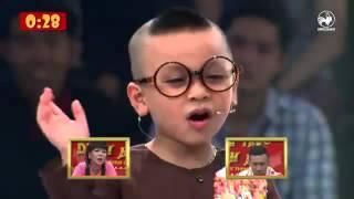 Cậu bé 4 tuổi ẵm trọn 40 triệu của Trấn Thành