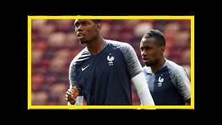 Breaking News | Man Utd transfer news: Paul Pogba in MAMMOTH offer from PSG - Marco Verratti involv
