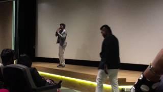 Kayalvizhi - Mugen Rao (live performance)