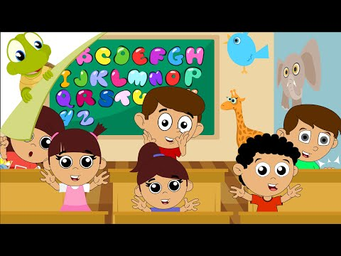 ABCD Alphabets Song - Songs for Kids