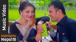 Timro Jalko Metaune - New Nepali Lok Dohori Song 2017/2073 by Krishna, Tika Pun | Bheri Ganga Music