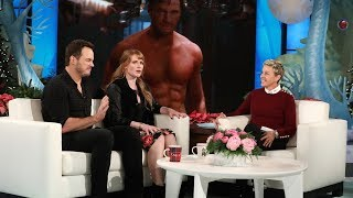 Chris Pratt & Bryce Dallas Howard