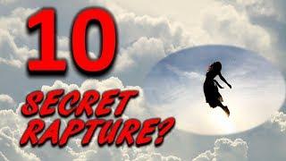 10 STRIKING FACTS | DOES THE BIBLE TEACH A SECRET RAPTURE ???