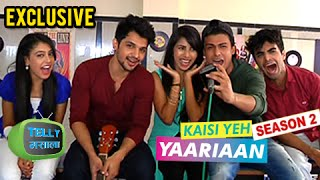 Exclusive Interview Of KY2 Team | Kaisi Yeh Yaariyan Season 2 | MTV
