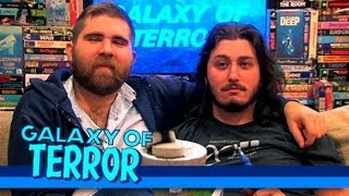 Drunk Movie Reviews - Galaxy of Terror