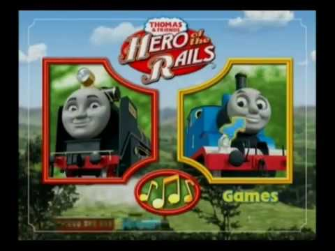 SteamTeam s Hero of the Rails Wii Game mode with Go Go Thomas