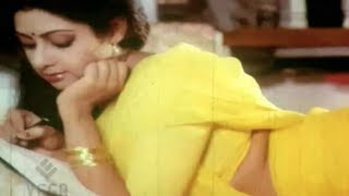 Sridevi Best Romantic Scenes In Tollywood