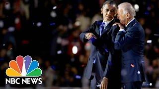Barack Obama And Joe' Biden