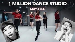Worth It - Fifth Harmony ft.1Million Dance Studio Reaction (OMGPOP)