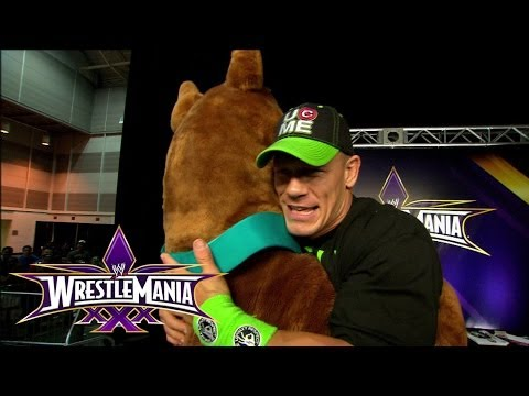 Xxx Mp4 Scooby Doo Hangs Out With The WWE Universe At WrestleMania 30 Axxess 3gp Sex