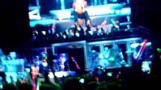 Down To Earth Justin Bieber concert in Porto Alegre Brazil 10/10/2011
