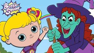 Bottle Squad   Superheroes   Colorful Adventure   Colors For Children   Superhero Babies   Colors