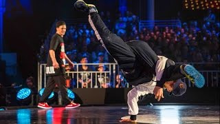 Best B-boying from Red Bull BC One World Final 2014 Paris