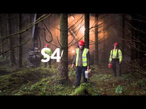 S4C 2014 Ident Forestry 30 version