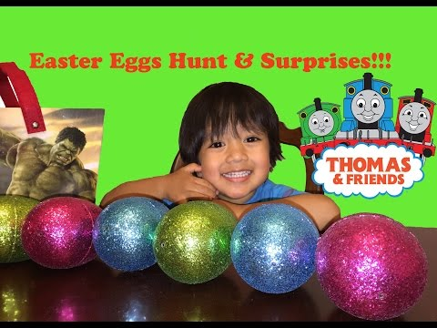 Xxx Mp4 Ryan Opens Easter Eggs Surprise Thomas The Tank Engine Train And Friends 3gp Sex