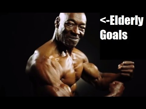 Why I'll Still Be Lifting When I'm Old As Fuck