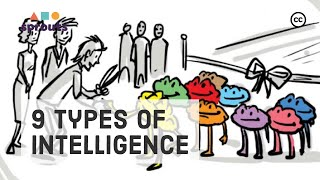 You Think You Are Smart? There 9 Types of Intelligence!