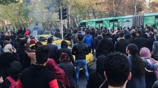 Should the United States show support for protests in Iran?