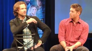 Jensen & Jared panel MinnCon 2016 part 1