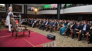 PM Modi addresses at Community reception in Berlin, Germany