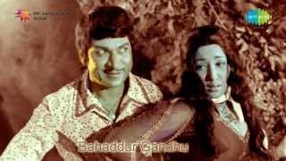 Bahaddur Gandu | Mutthinantha Maathondu  song