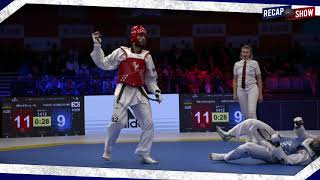 Day 4 Semi Finals Highlight_Wuxi 2018 World Taekwondo Grand Slam Champions Series